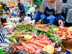 Ukrainian Gastro Tour - Local Street Food Tasting