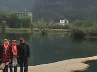 My Clients At Yulong River.