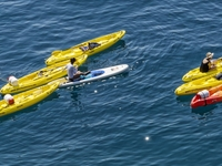 Sea Kayaking In Split With Given2fly Adventures