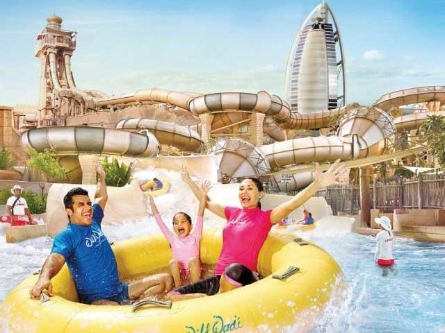 Wild Wadi Water Park, Dubai Photos