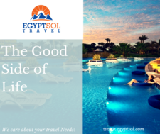 The Life Is Good With Egypt Sol Travel