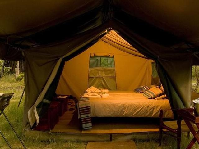 Tanzania Safari Under Canvas Tented Camps Photos