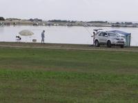 Fishing At A Lake Free-State