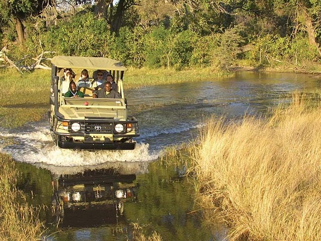 Explore Okavango Delta Photos