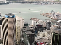 From Sky Tower Looking Ne
