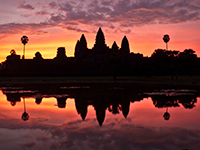 Tour in Angkor Zone