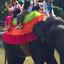 Ceylon Island Travel Discover Sri Lanka Tour Habarana Elephant Ride