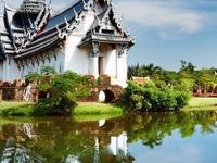 Siam Park Bangkok Thailand Wallpaper