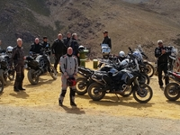 West, East, South Adventure Ride