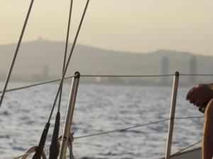 Sailing Barcelona Fotos