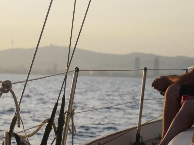 Sailing Barcelona Photos