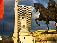 Tour from Durres to Kruja and Tirana