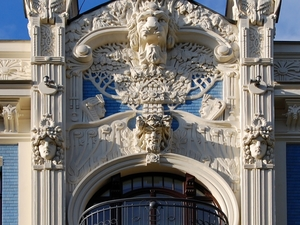 Art Nouveau Walking Tour Photos