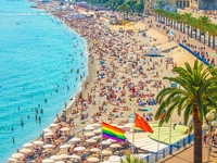 Nice France Travel Beach French Riviera Summer 01 480x720