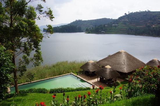 Lake Bunyonyi and Gorilla Trekking Photos