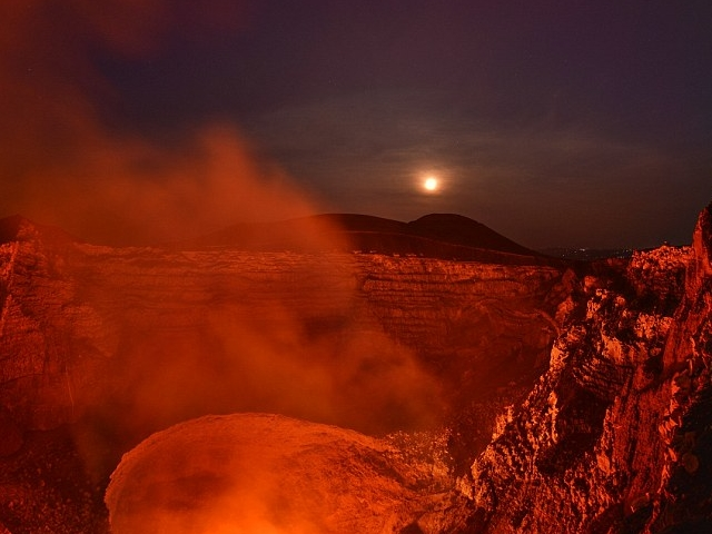 Night Tour to Masaya Volcano Photos