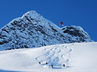 Heli-Skiing Expedition in Himalayas Nepal
