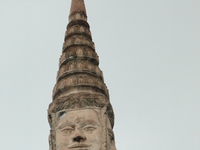 Old Temple At Udong, Near Phnom Penh