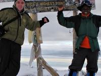 Mt Kilimanjaro Via Machame Route