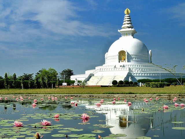 Buddhist Circuit Tour Package from Delhi Photos