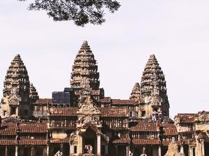 The Angkor Storyteller Photos