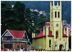 Hills Queen Shimla Photos