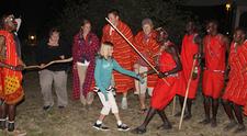 Masai Village Visits