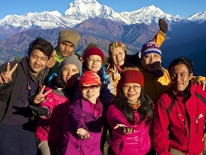Annapurna Region Trekking Photos