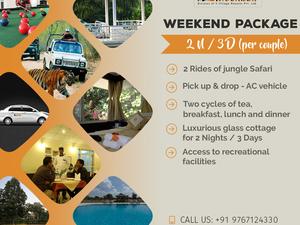 Jungle Safari Weekend Package