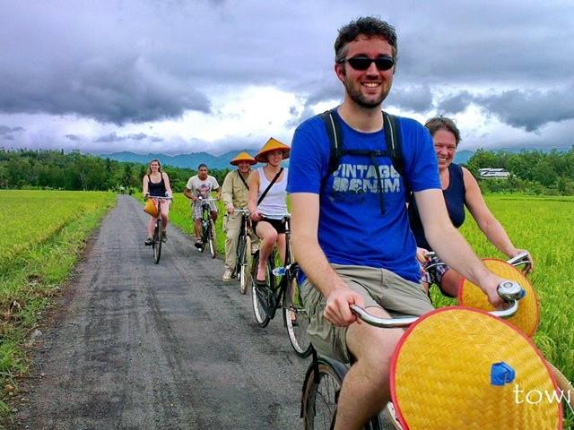 Cycling Tour Photos