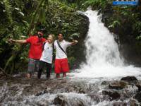 Cloud Forest Waterfalls Hiking Tour Near Guayaquil
