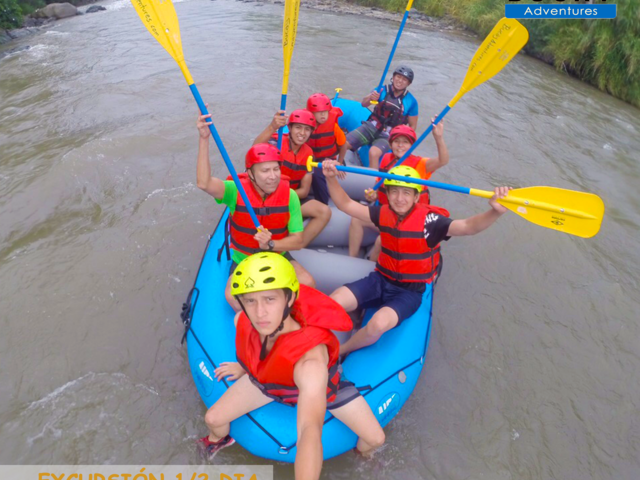 Rafting Class II, Near Guayaquil Photos