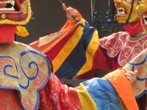 Paro Tshechu Festival Trip to Bhutan Photos