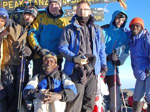 Climb Mount Kilimanjaro - Umbwe Route Fotos