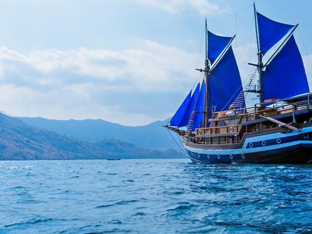 Komodo Islands Voyage Photos