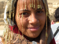 Face From The Western Desert