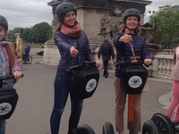 Get Ready for Segway Tour