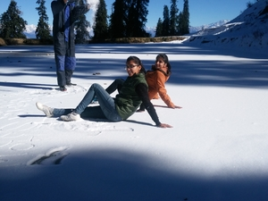 Narkanda Winter Snow Package Photos