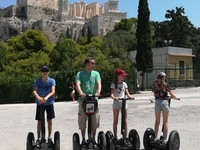Ancient Athens Segway Tour