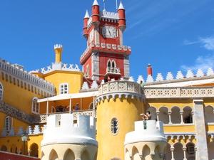Pena Palace Photos