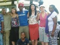Wildlife Safari Depature Group Photo!