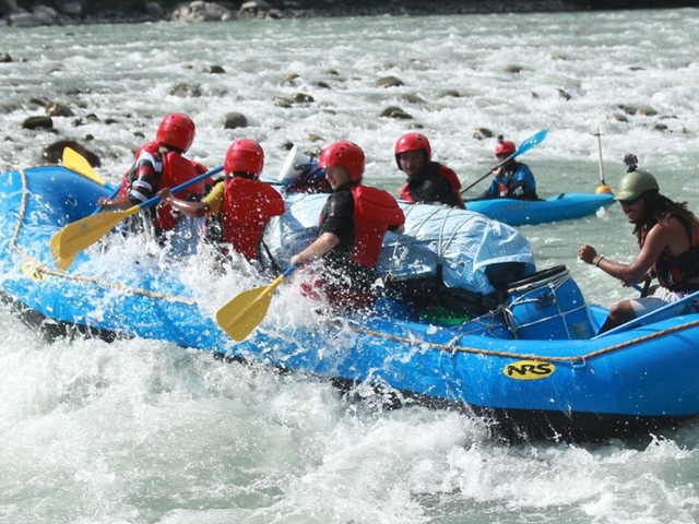 Amazing Budhi Gandaki Whitewater Rafting/Kayaking Photos