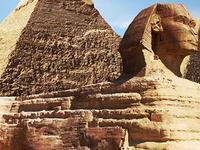 Giza Pyramids & Sphinx Tour