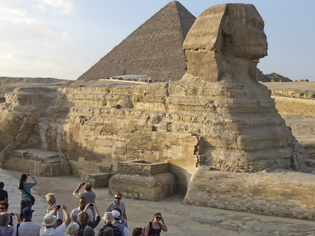 Cairo Pyramids & Alexandria & Nile Cruise by Flight Photos