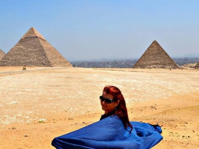 Magic of the Pyramids Photos