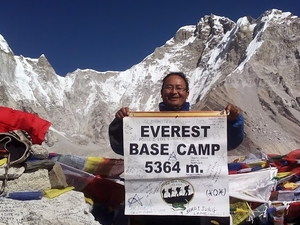 Everest Base Camp Trekking Fotos