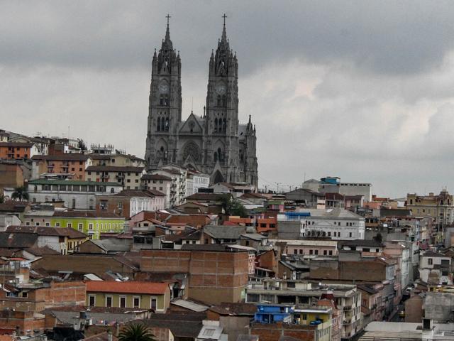 Quito City Line Photos