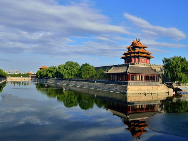 Beijing Forbidden City and Temple of Heaven tour with Lunch Photos