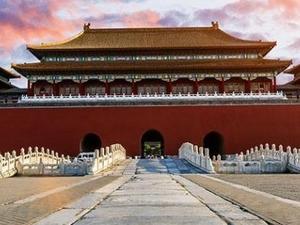 Beijing tour : Forbidden City Jingshan hill,Hutong ,Lama Temple Fotos