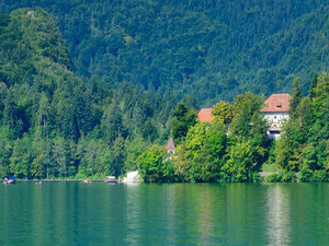 Sightseeing in Bled Fotos